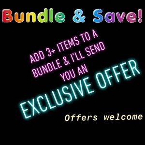 OFFERS WELCOME!!!